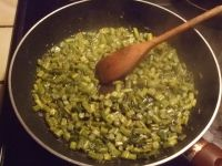 Les asperges cuisent lentement