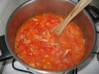 Base de la soupe