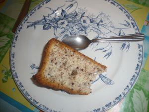 Le biscuit aux noix