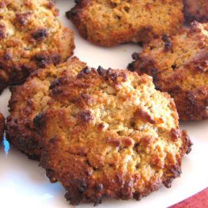 Biscuits fourrés au chocolat noisette