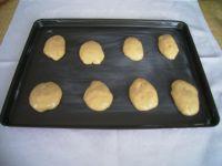 biscuits prets à cuire