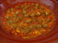les boulettes cuisent