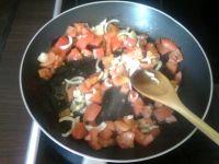 faire revenir les tomates