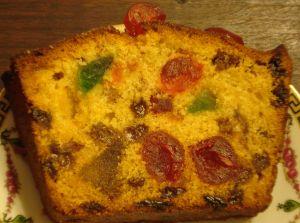 cake au fruit