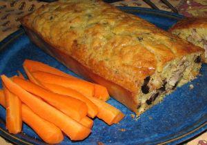 cake salé sans gluten sans lait aux harengs