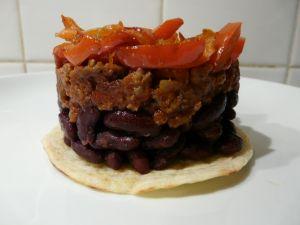 Chili con carne nouvelle génération
