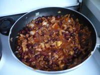 Chili con carne terminé