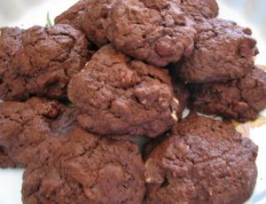 recette des cookies bio au chocolat