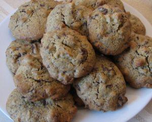 Cookies aux noisettes sans gluten