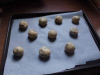 Cuisson des cookies