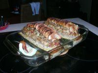 courgette farcie cuite
