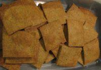 crackers pour apéritif