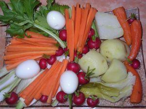 Recettes de légumes et fruits de printemps