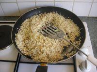 cuisson du riz pilaf