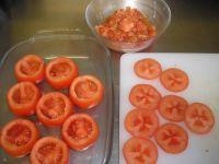 découpe des tomates