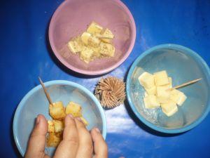 fromage aux épices