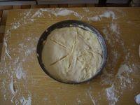 Gâteau prêt à mettre au four