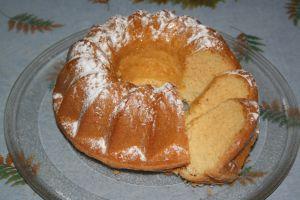 un delicieux gâteau möelleux et parfumé