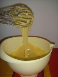 Préparation du Gateau au yaourt