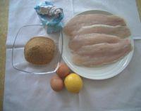 Ingrédients pour Filets de Panga