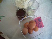 Ingrédients pour Gâteau au miel