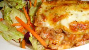 lasagnes al forno au fromage