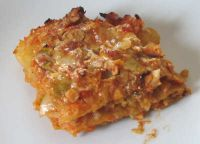 lasagnes au chou
