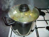 Vos légumes, en cours de cuisson