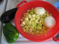 Légumes lavés et épluchés