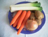 Légumes de la soupe