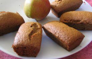 mini cakes sans gluten