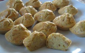 Mini cakes salés au thon sans gluten