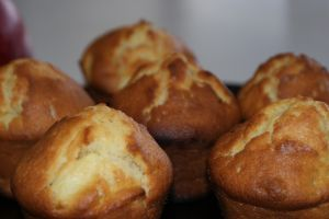 muffin's pommes