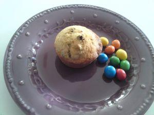 Voici un muffin terminé