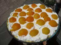 Les oeufs sur le plat en dessert