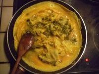 L'omelette se prépare