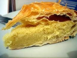 Une onctueuse frangipane !