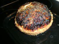 le pain cuit est prêt à être mangé