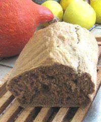 pain moulé sans gluten sans levure de boulanger