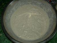 La pâte à beignet