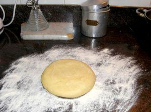 Pâte à tarte au Crisco