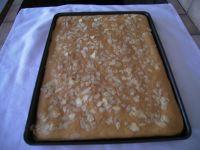 Pâtisseries aux amandes
