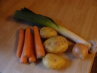 Plein de bons légumes