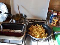 poelée de pommes