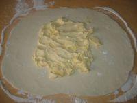 préparation de la pâte feuilletée