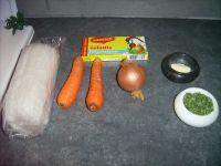 préparation de la soupe chinoise