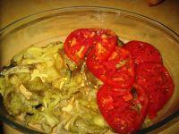 préparer les légumes