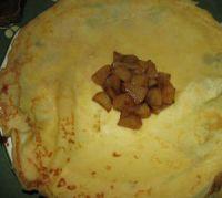 recette d'aumonière à la pomme