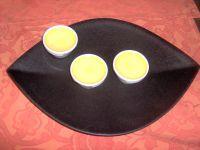 recette de la crème à la vanille tahiti en photo