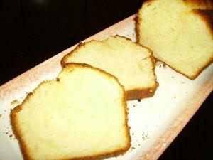 Cake au yaourt aux pommes